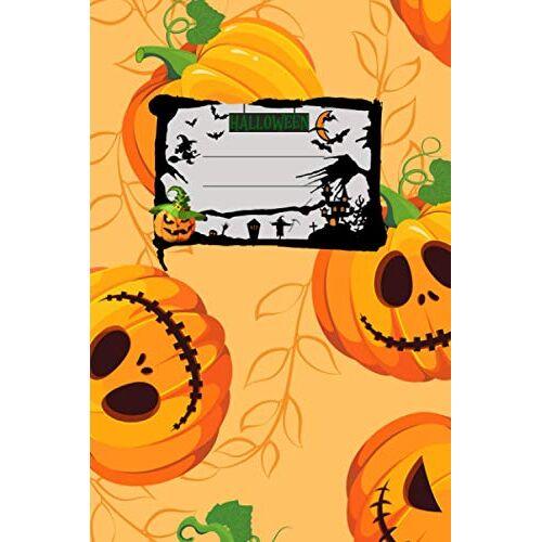 Halloween Kostüme, Halloween Deko - Halloween Notizbuch: DIN A5 Notiz Buch für den Halloween Fan mit 120 Seiten. Als Planer, Tagebuch, Info Heft, Logbuch für die Halloween Party zu ... Freak. Tolles Halloween Dekoration Geschenk. - Preis vom 26.02.2021 06