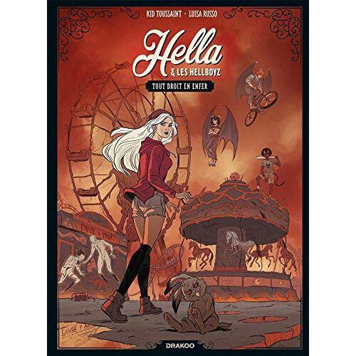 - Hella et les Hellboyz - vol. 01/2: Tout droit en enfer - Preis vom 17.04.2021 04:51:59 h