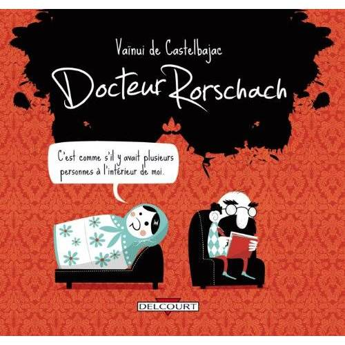 Castelbajac, Vaïnui de - Docteur Rorschach - Preis vom 05.09.2020 04:49:05 h
