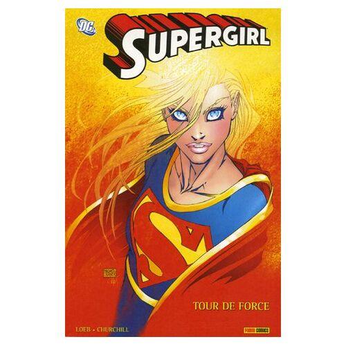 Jeph Loeb - Supergirl : Tour de force - Preis vom 01.03.2021 06:00:22 h