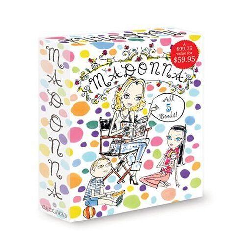 Madonna - Madonna: Five Books for Children - Preis vom 20.10.2020 04:55:35 h