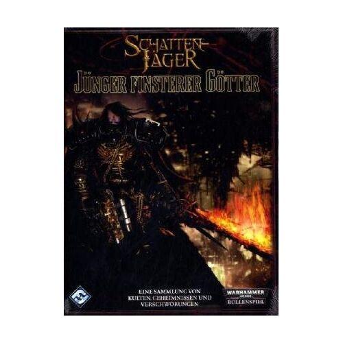 Alan Bligh - Warhammer 40.000: Jünger Finsterer Götter: Ein Quellenbuch für Warhammer 40.000 - Preis vom 07.04.2020 04:55:49 h