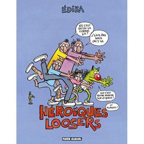 Edika - Edika, Tome 34 : Héroïques loosers - Preis vom 20.01.2021 06:06:08 h