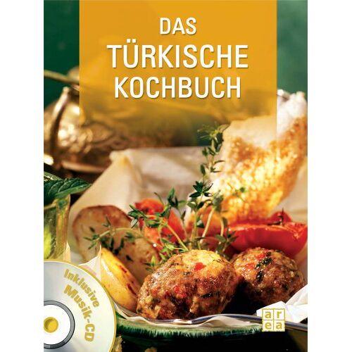 Güner Öztekin - Das türkische Kochbuch. Mit Musik-CD - Preis vom 20.10.2020 04:55:35 h