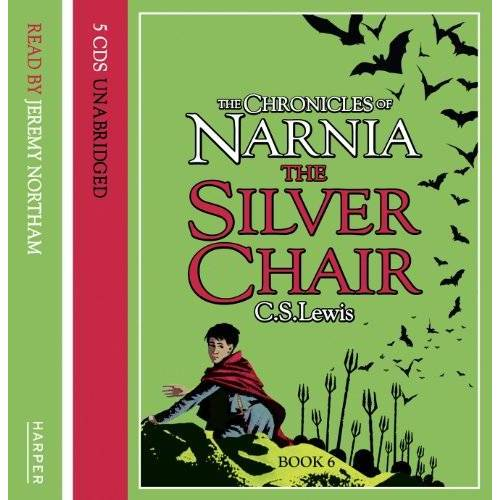 Lewis, C. S. - Nr.6 : The Silver Chair, 5 Audio-CDs; Der silberne Sessel, 5 Audio-CDs, engl. Version (The Chronicles of Narnia) - Preis vom 16.04.2021 04:54:32 h
