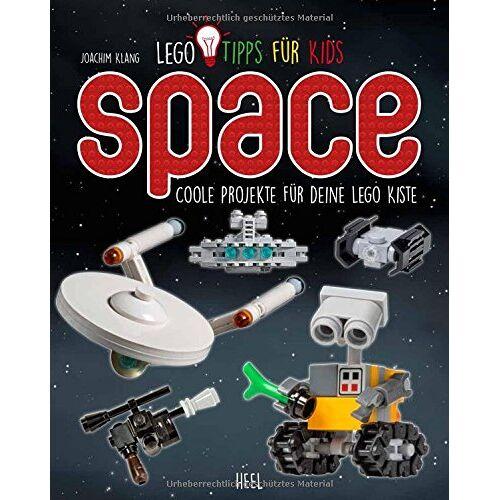 Joachim Klang - LEGO TIPPS FÜR KIDS: Space: Coole Projekte für Deine LEGO Kiste - Preis vom 06.09.2020 04:54:28 h