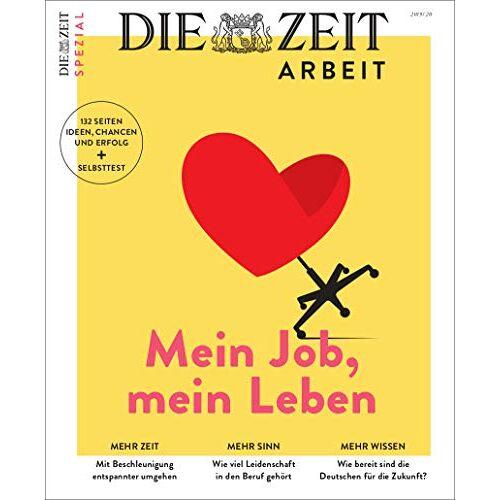 ZEIT Spezial - ZEIT Spezial 1/2019 Mein Job, mein Leben - Preis vom 26.01.2021 06:11:22 h