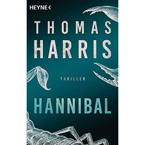 Thomas Harris - Hannibal: Thriller (Hannibal Lecter, Band 4) - Preis vom 27.02.2021 06:04:24 h