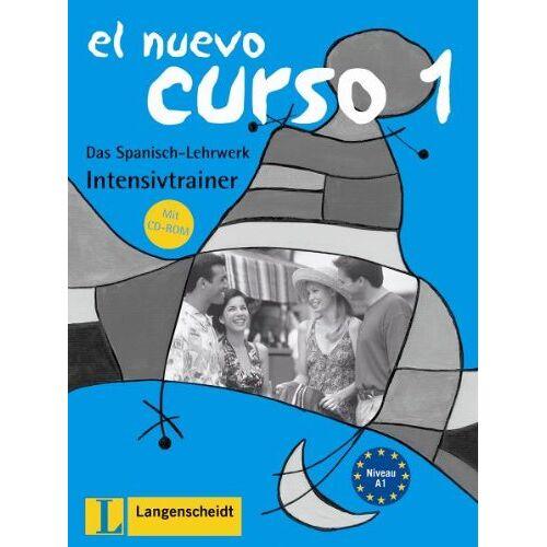 Palmira López Pernía - El Nuevo Curso 1, Intensivtrainer                - Intensivtrainer mit CD-ROM: Das Spanisch-Lehrwerk - Preis vom 06.07.2020 05:02:03 h