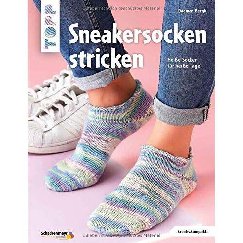 Dagmar Bergk - Sneakersocken stricken (kreativ.kompakt): Heiße Socken für heiße Tage - Preis vom 20.10.2020 04:55:35 h
