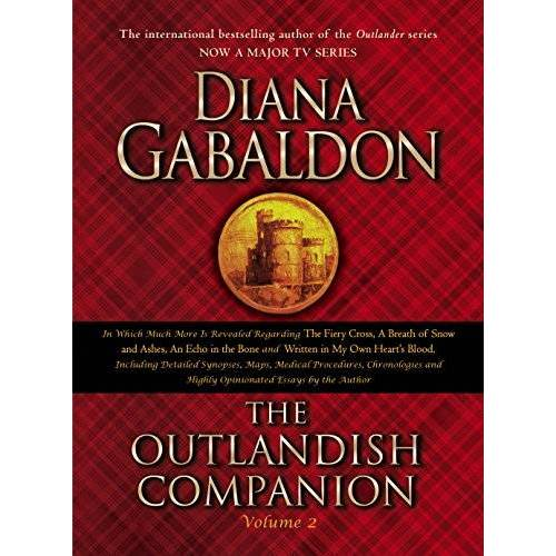 Diana Gabaldon - The Outlandish Companion Volume 2 (Outlander) - Preis vom 13.07.2020 05:03:33 h