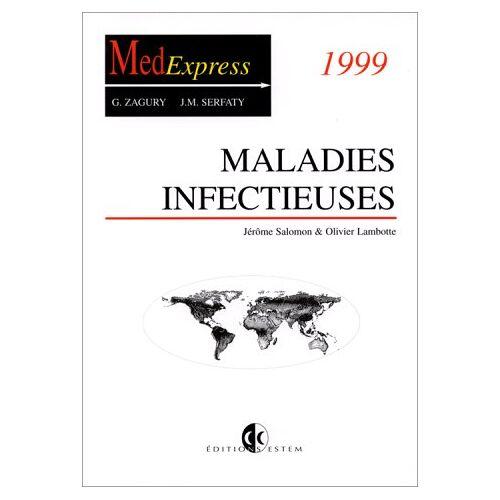 Jérôme Salomon - Maladies infectieuses (Medexpress) - Preis vom 25.01.2021 05:57:21 h