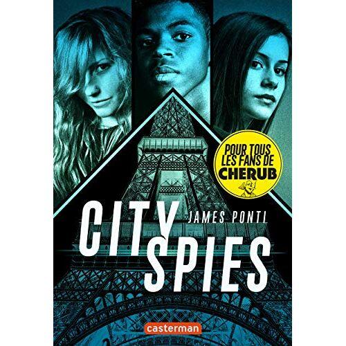 - City Spies (City Spies, 1) - Preis vom 21.10.2020 04:49:09 h