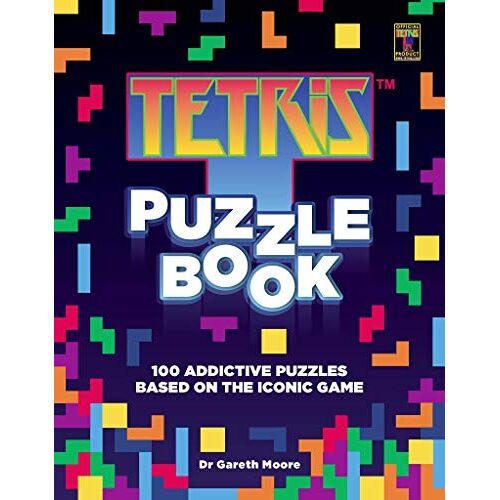 Gareth Moore - Tetris Puzzle Book (Puzzles) - Preis vom 20.10.2020 04:55:35 h
