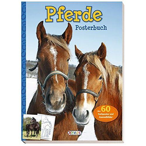 - Pferde Posterbuch: Über 60 Farbposter und Ausmalbilder - Preis vom 27.02.2021 06:04:24 h