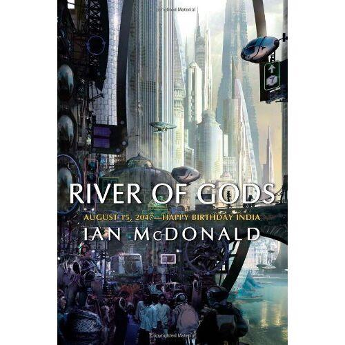 Ian McDonald - River of Gods - Preis vom 12.04.2021 04:50:28 h