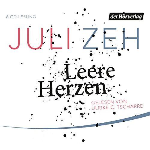 Juli Zeh - Leere Herzen - Preis vom 27.02.2021 06:04:24 h