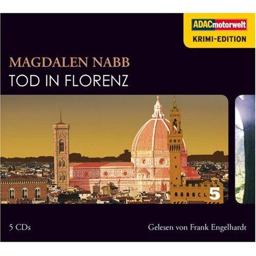 Magdalen Nabb - Tod in Florenz, 5 CDs (ADAC Motorwelt Krimi-Edition) - Preis vom 28.02.2021 06:03:40 h