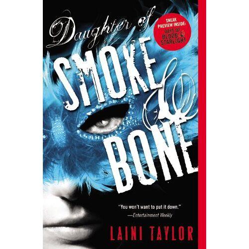 Laini Taylor - Daughter of Smoke & Bone (Daughter of Smoke and Bone) - Preis vom 20.01.2021 06:06:08 h