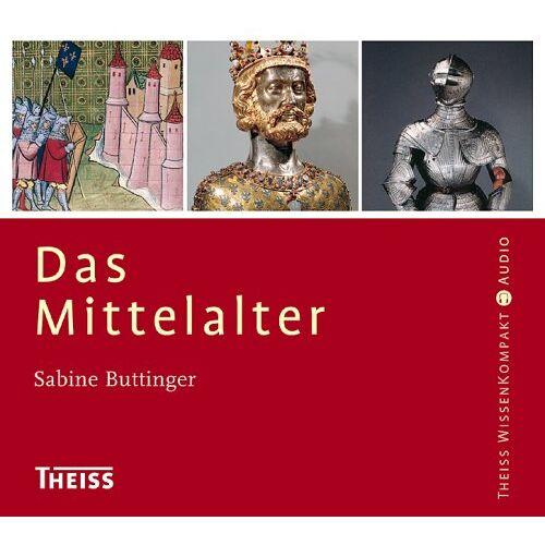 Sabine Buttinger - Das Mittelalter - Preis vom 10.09.2020 04:46:56 h