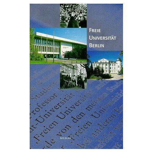 - Freie Universität Berlin - Preis vom 07.05.2021 04:52:30 h