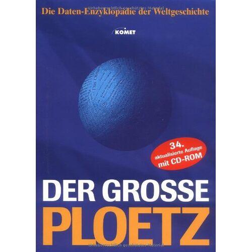 Carl Ploetz - Ploetz. Der große Ploetz. Sonderausgabe. Mit CD-ROM - Preis vom 31.03.2020 04:56:10 h