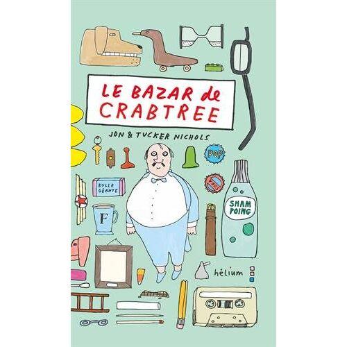 Jon Nichols - Le bazar de Crabtree - Preis vom 23.02.2021 06:05:19 h