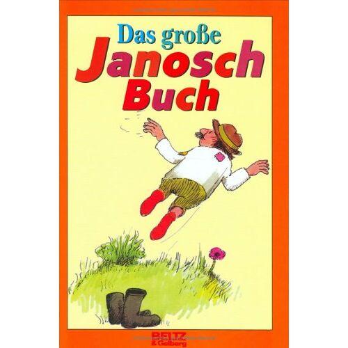 Janosch - Das große Janosch-Buch (Beltz & Gelberg) - Preis vom 21.10.2020 04:49:09 h