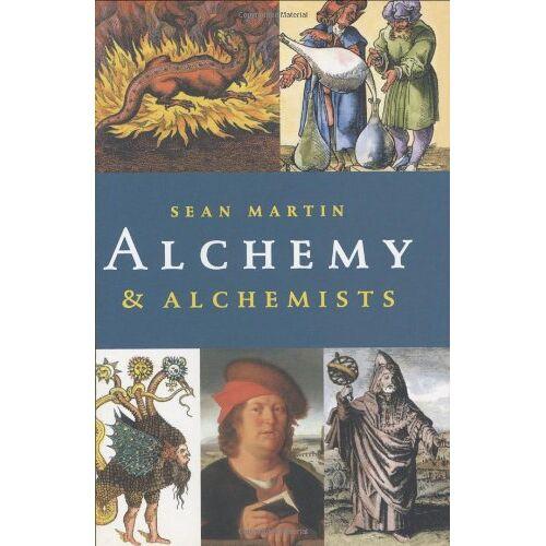 Sean Martin - Alchemy & Alchemists - Preis vom 18.10.2020 04:52:00 h