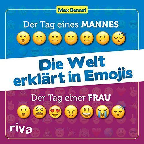 Max Bennet - Die Welt erklärt in Emojis - Preis vom 16.04.2021 04:54:32 h