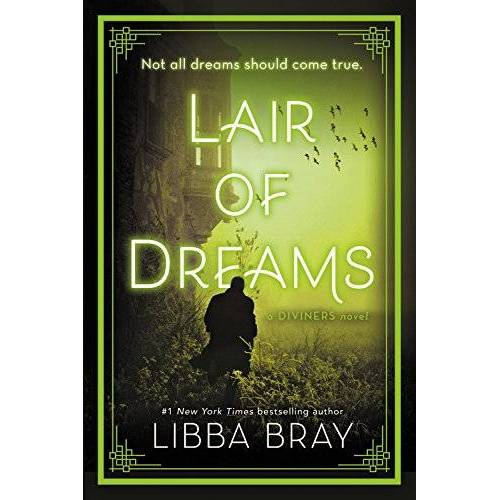 Libba Bray - Lair of Dreams: A Diviners Novel (The Diviners, Band 2) - Preis vom 07.05.2021 04:52:30 h