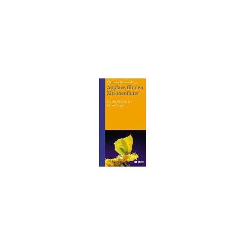 Klemens Nodewald - Applaus für den Zitronenfalter: Von der Weisheit der kleinen Dinge - Preis vom 13.05.2021 04:51:36 h