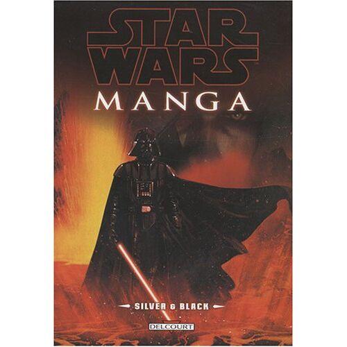 Shin-Ichi Hiromoto - Star Wars Manga : Silver and Black - Preis vom 28.02.2021 06:03:40 h