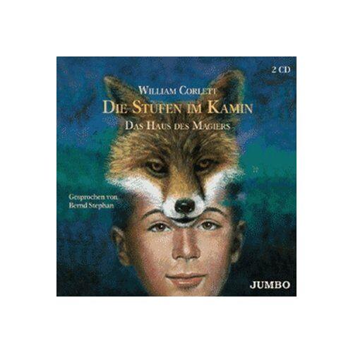 William Corlett - Die Stufen im Kamin. Das Haus des Magiers 01. 2 CDs - Preis vom 06.09.2020 04:54:28 h