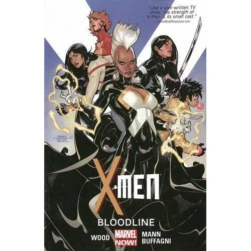 Brian Wood - X-Men Volume 3: Bloodline (Marvel Now) - Preis vom 21.10.2020 04:49:09 h