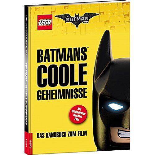 - The LEGO® Batman Movie. BatmansTM coole Geheimnisse: Das Handbuch zum Film - Preis vom 26.01.2020 05:58:29 h