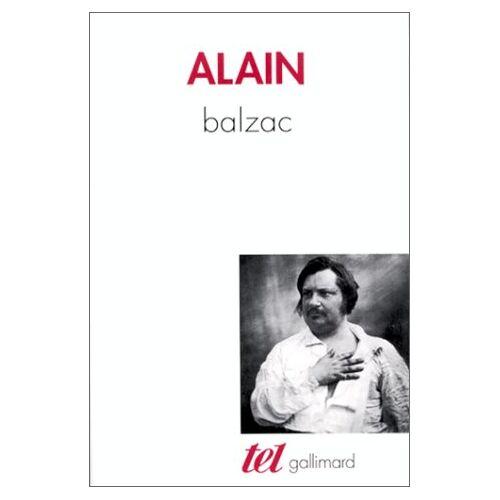 Alain - Balzac (Tel) - Preis vom 14.05.2021 04:51:20 h
