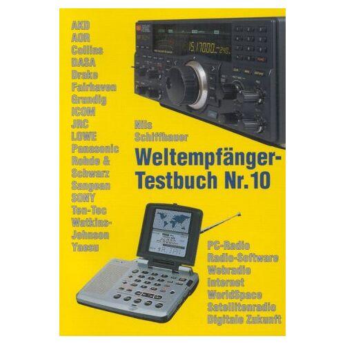 - Weltempfänger-Testbuch Nr. 10. PC-Radio, Radio-Software, Webradio, Internet, WorldSpace, Satellitenradio, Digitale Zukunft AKD, AOR, Collins... - Preis vom 25.05.2020 05:02:06 h