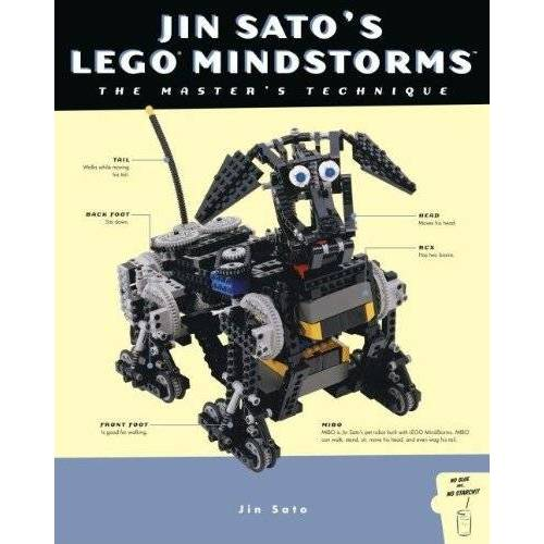 Jin Sato - Jin Sato's LEGO MINDSTORMS: The Master's Technique - Preis vom 03.04.2020 04:57:06 h