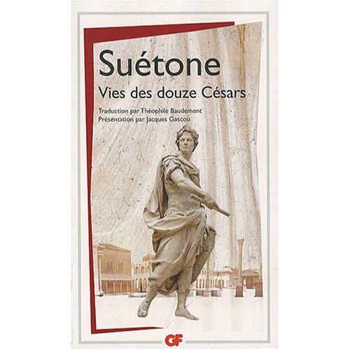 Suétone - Vies des douze Césars - Preis vom 15.01.2021 06:07:28 h