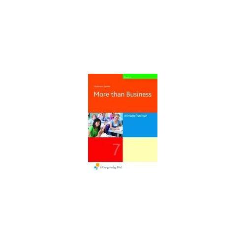 Ursula Waldmann - More than Business. Klasse 7. Lehr-/Fachbuch - Preis vom 14.05.2021 04:51:20 h