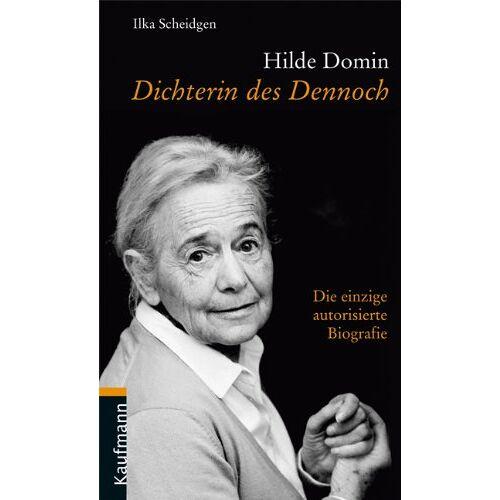 Ilka Scheidgen - Hilde Domin: Dichterin des Dennoch - Preis vom 14.04.2021 04:53:30 h
