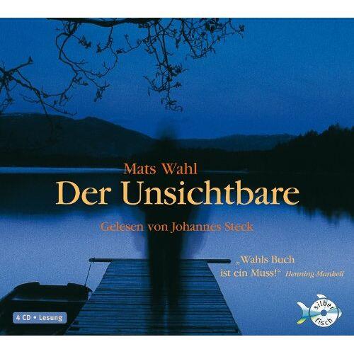 Mats Wahl - Der Unsichtbare: : 4 CDs - Preis vom 05.09.2020 04:49:05 h