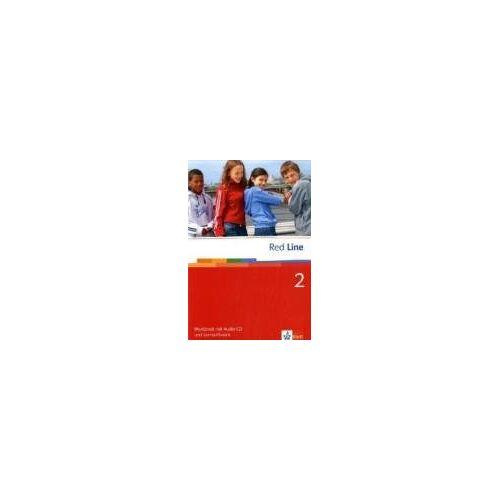 Frank Haß - Red Line. Unterrichtswerk für Realschulen: Red Line 2. Workbook mit CD und CD-ROM: Realschule. BW, HB, HE, HH, NI., NW, RP, SH, SL: BD 2 - Preis vom 27.02.2021 06:04:24 h
