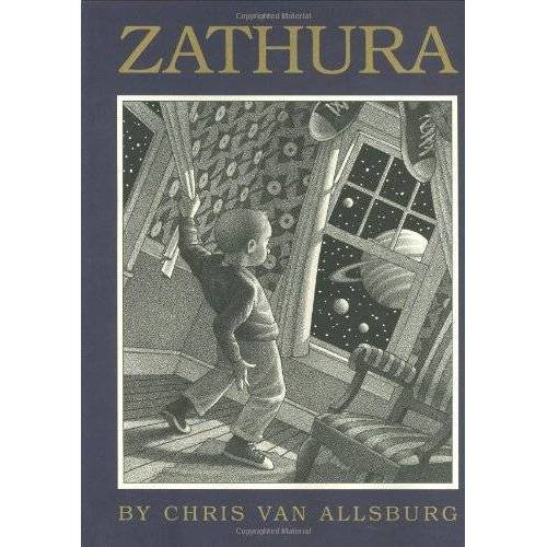 Chris Van Allsburg - Zathura - Preis vom 10.04.2021 04:53:14 h
