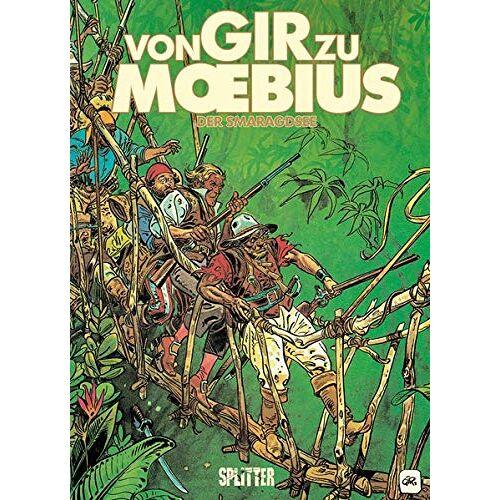Moebius - Von Gir zu Moebius: Der Smaragdsee - Preis vom 05.09.2020 04:49:05 h