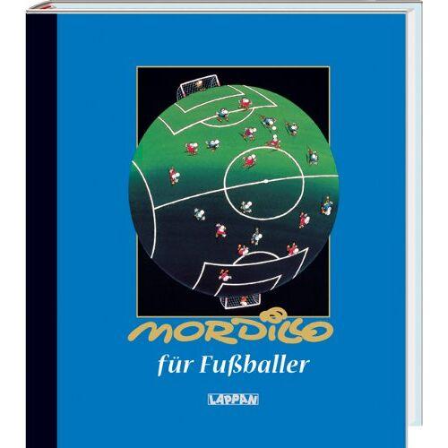 Guillermo Mordillo - Mordillo für Fußballer - Preis vom 05.09.2020 04:49:05 h