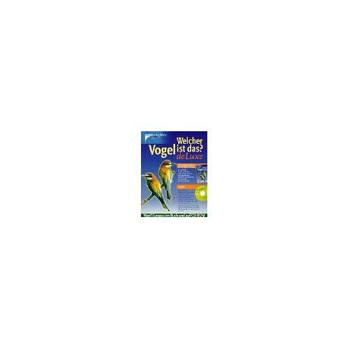 Detlef Singer - Welcher Vogel ist das? de Luxe, m. CD-ROM - Preis vom 18.04.2021 04:52:10 h