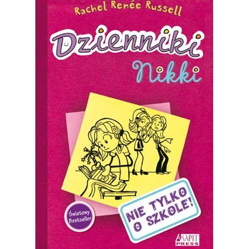 Russell, Rachel Renée - Dzienniki Nikki Nie tylko o szkole - Preis vom 05.09.2020 04:49:05 h