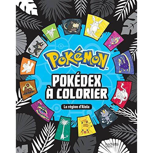 - Pokédex à colorier : La région d'Alola - Preis vom 06.05.2021 04:54:26 h